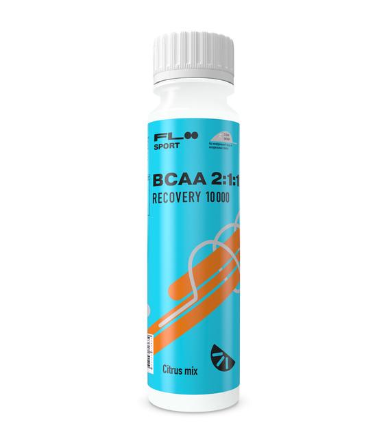 BCAA 2:1:1 10 000 Citrus mix, 100 ml