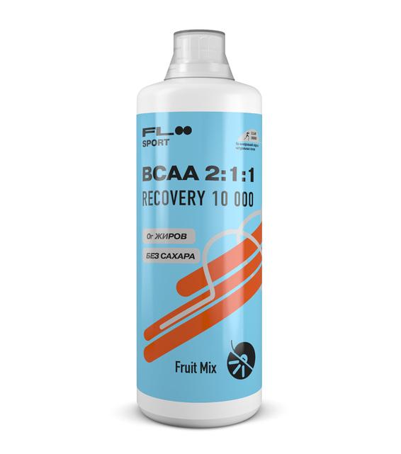 BCAA 2:1:1 10 000 Fruit mix, 1000 ml