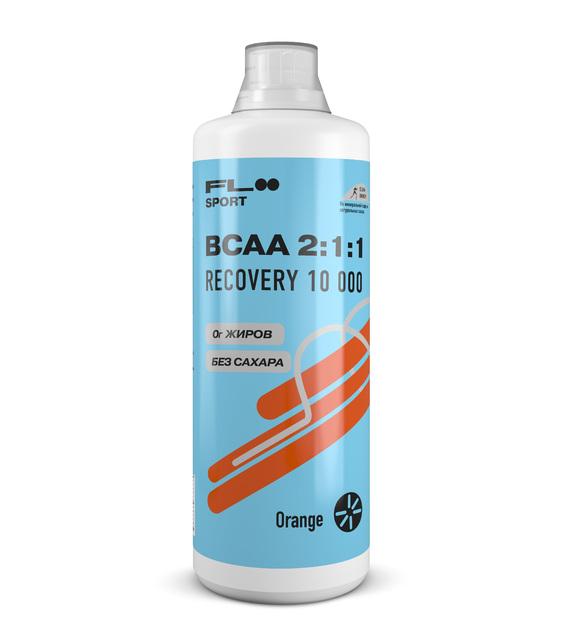 BCAA 2:1:1 10 000 Orange, 1000 ml