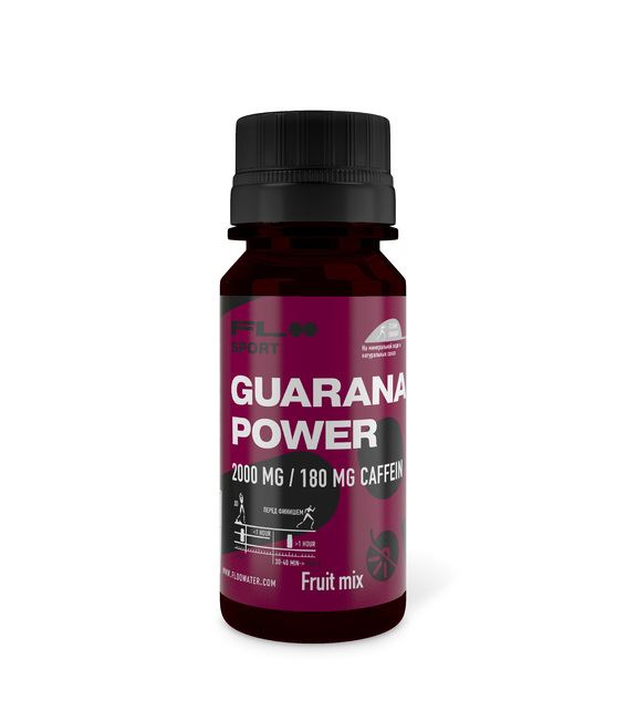 GUARANA POWER Fruit mix, 60 мл