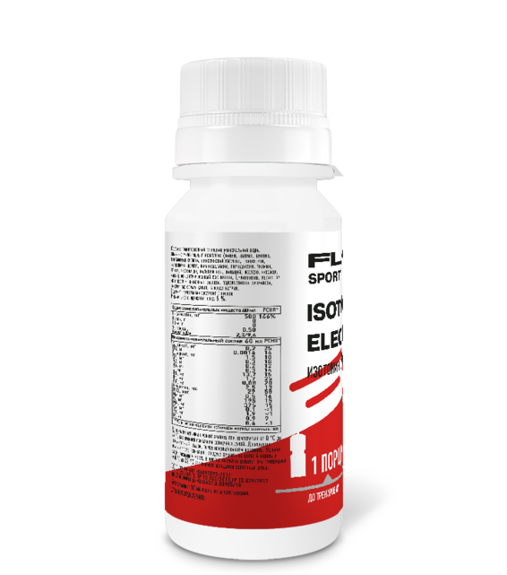 Isotonic Electrolyte Cherry, 60 мл