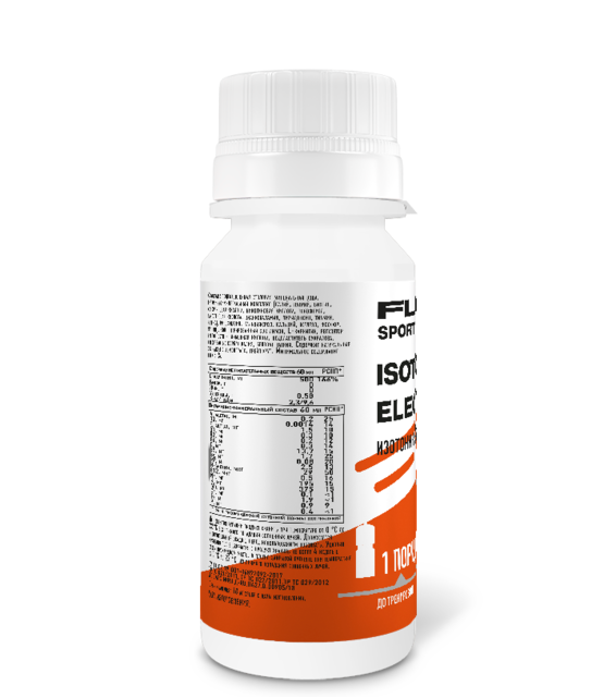 Isotonic Electrolyte Citrus mix, 60 мл
