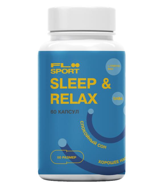 Sleep&Relax, 60 caps