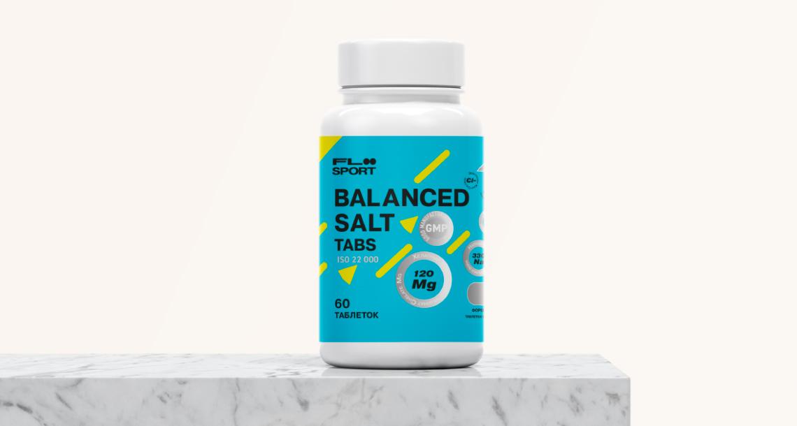Открыты предпродажи Salt Balanced Tabs